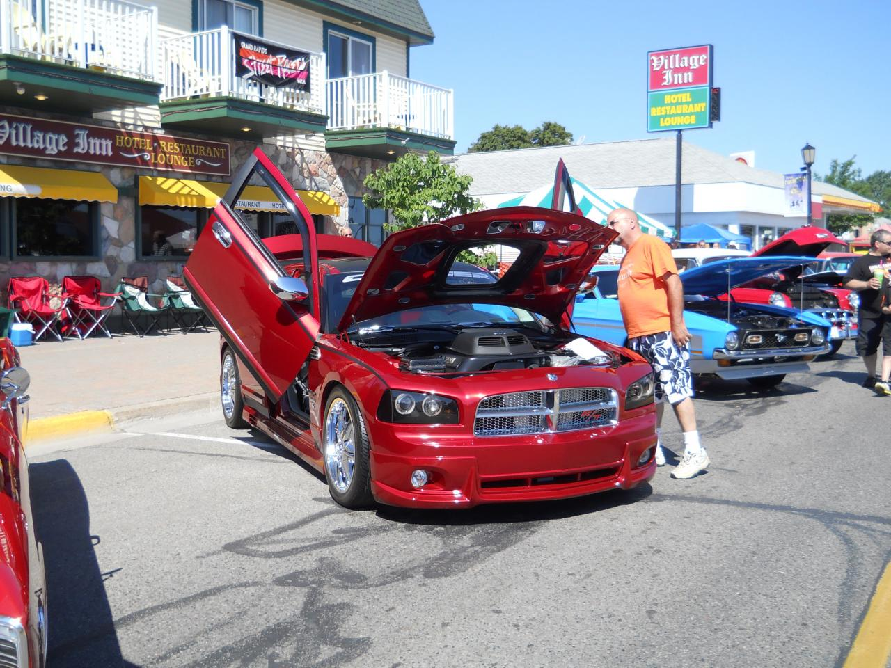 St Ignace Car Show Cruise